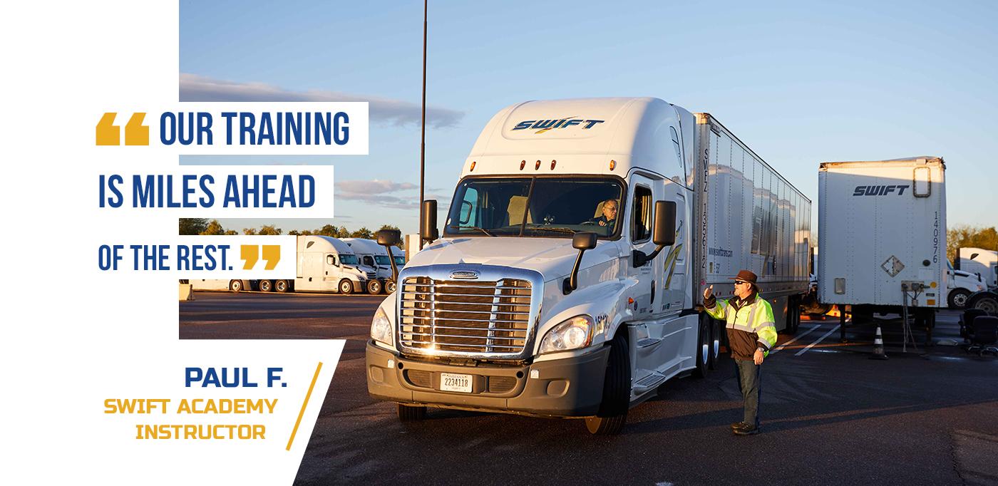 Jobs For CDL Trucking Class A - CDL Jobs - Swift