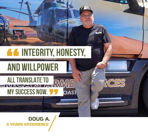 Veterans Cdl Training And Truck Driving Jobs Swift